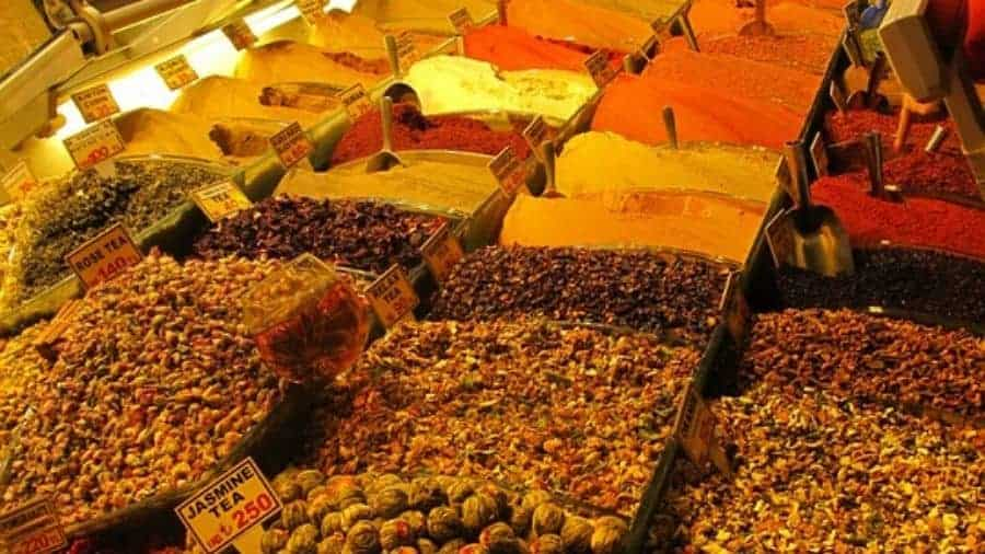 Spice Bazaar and Grand Bazaar
