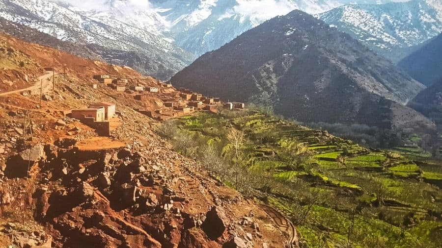 The Magnificent Mountain Treks in the World