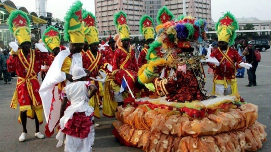 The Abuja Carnival