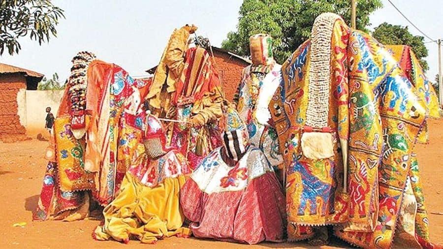 Mmanwu festival