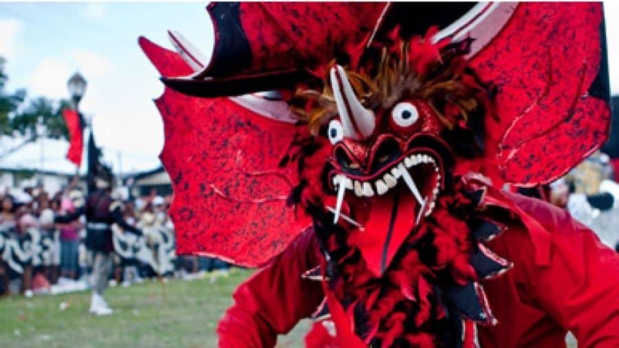 Festival de Diablos y Congos de portobelo