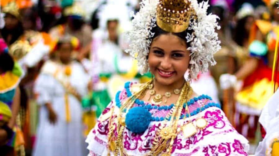 Pollera festival