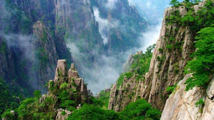 The Best Vacation Getaways for Couples in China