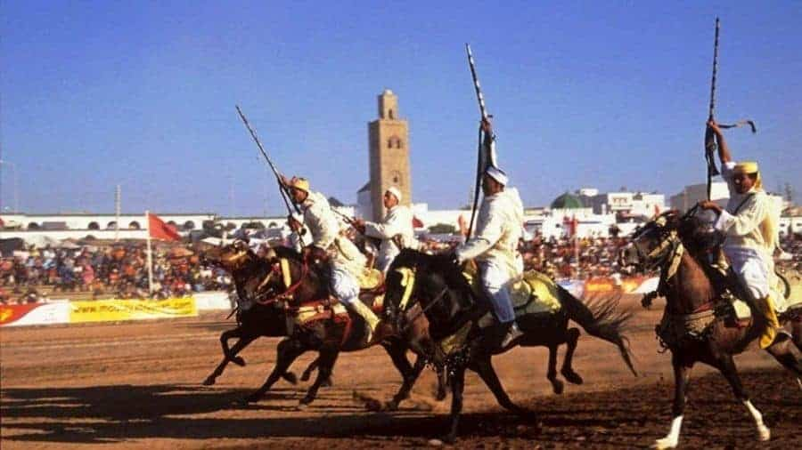 The-Moussem-Moulay-Abdellah-Amghar