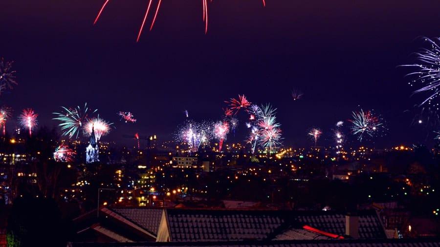 International-Fireworks-Festival